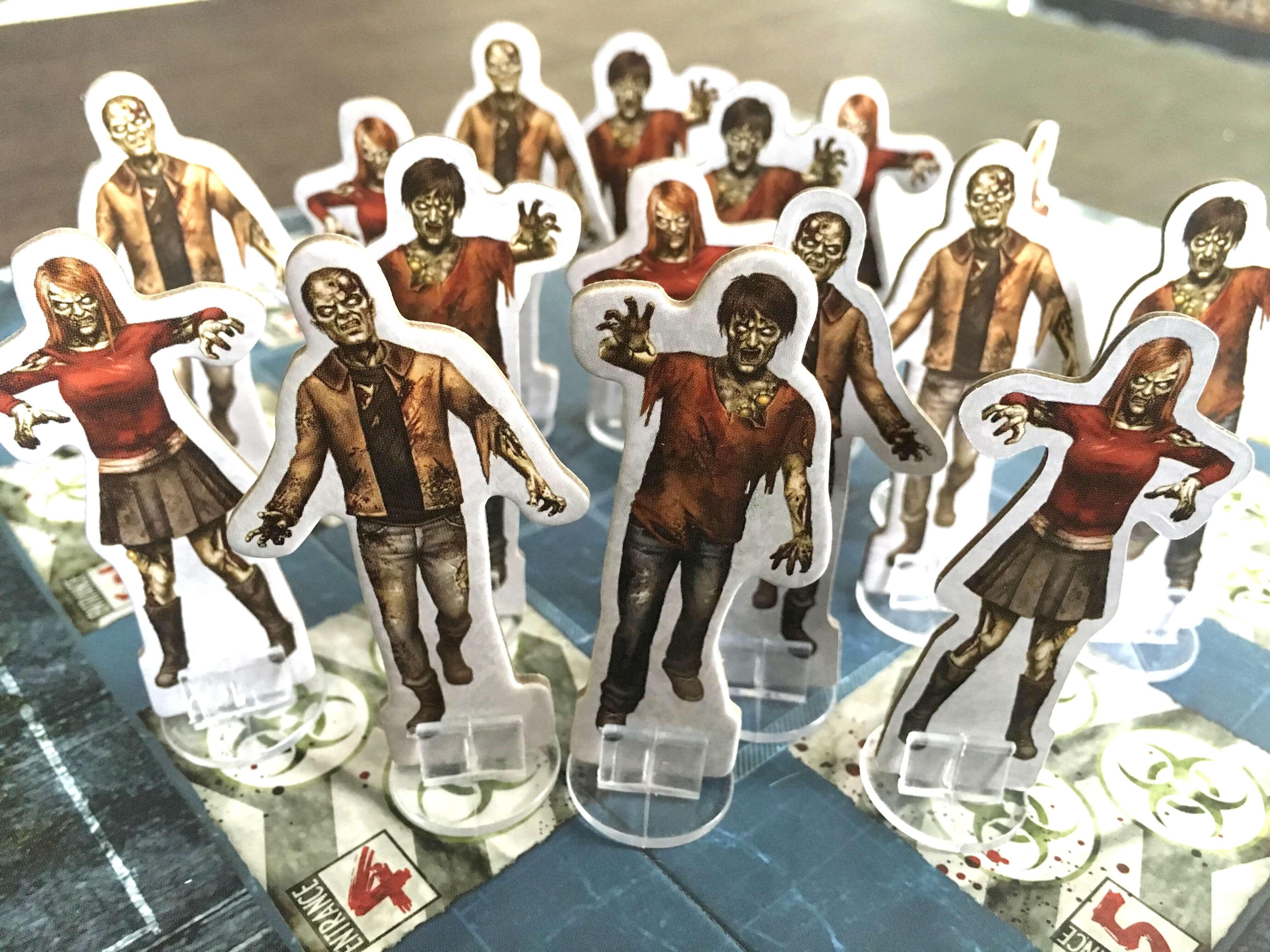 Zastępy wygłodniałych zombie