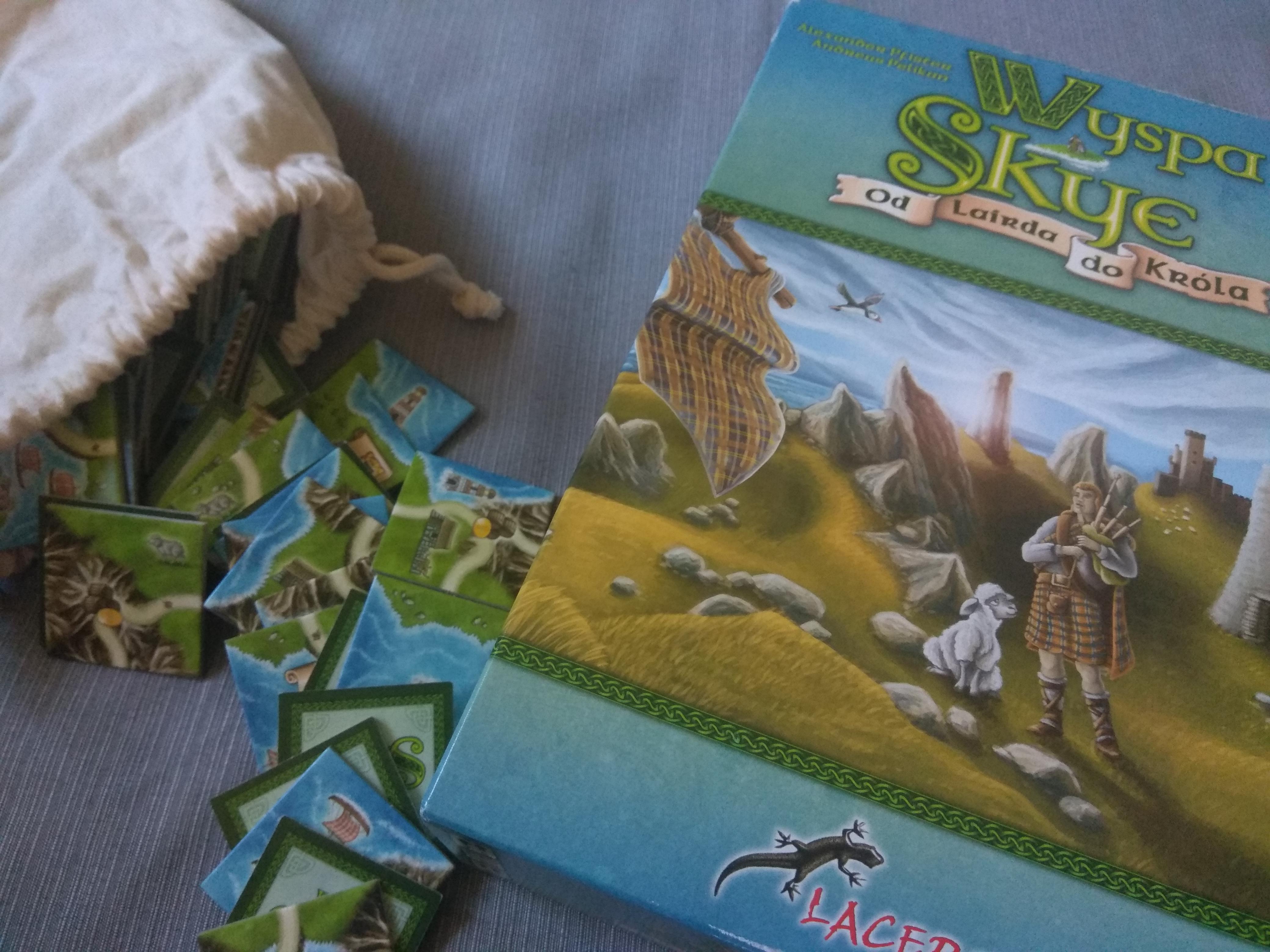 Wyspa Skye – Kuba Gra – wpis gościnny
