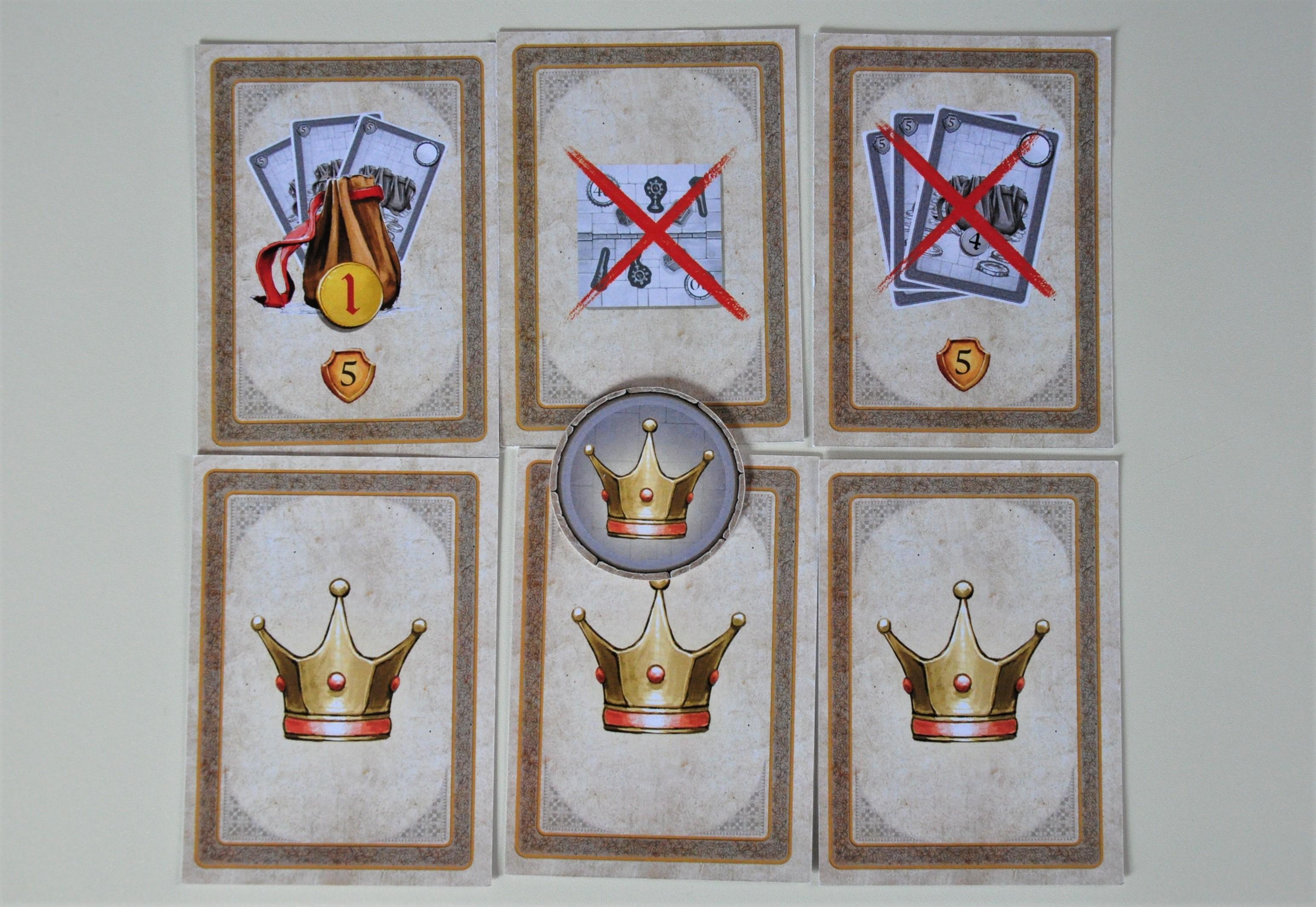 Znacznik książęcego przywileju wraz zkartami dekretów