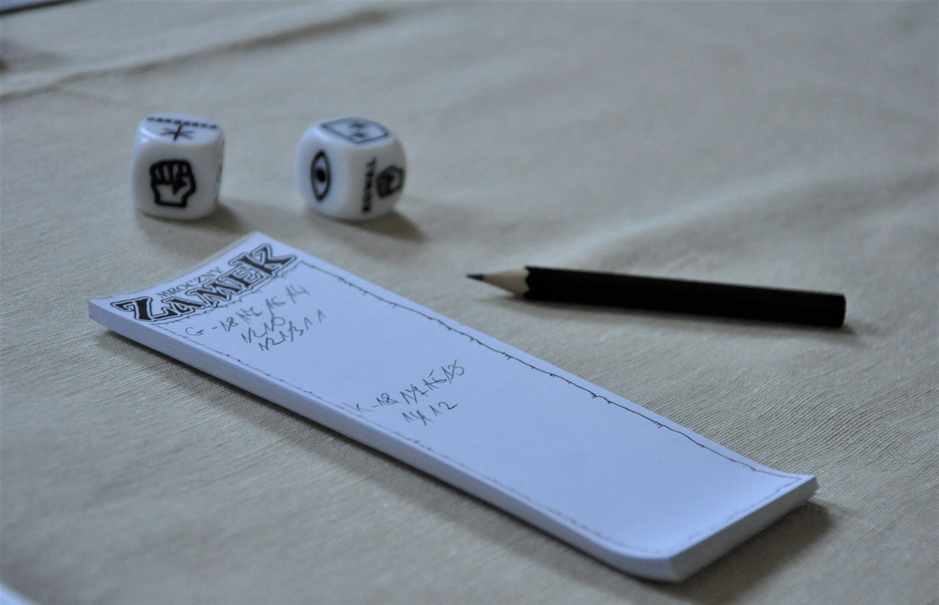 Notes dozapisywania liczby żyć