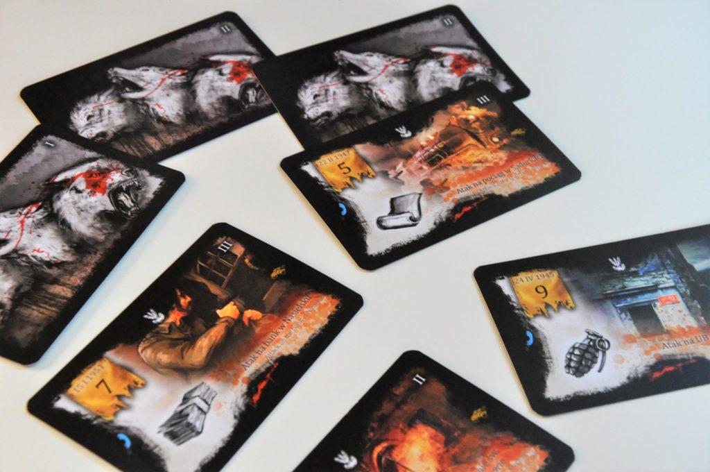Przykładowe karty misji