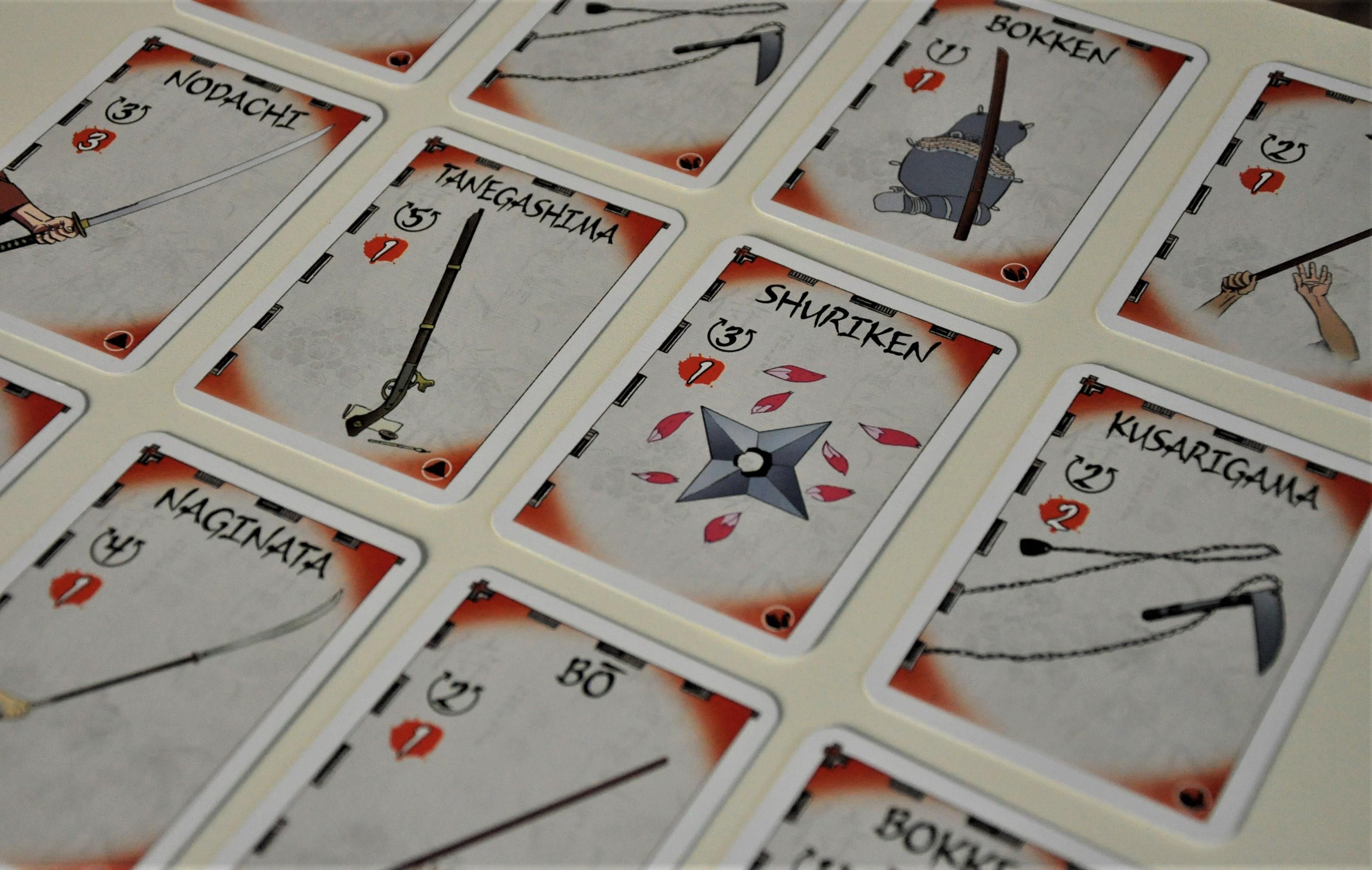 Karty broni