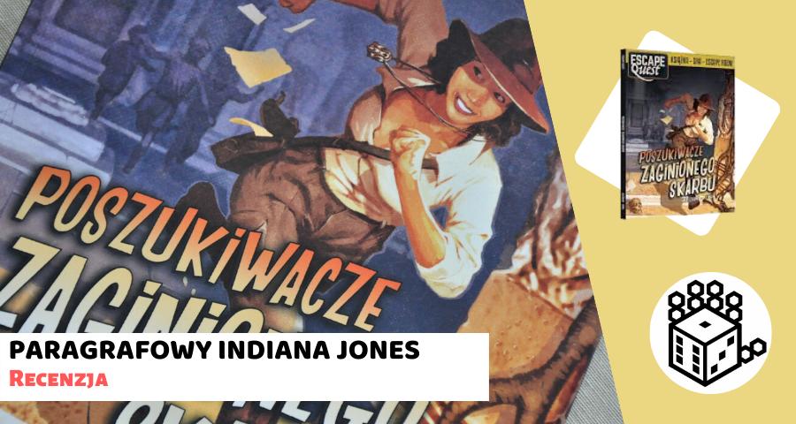 Paragrafowy Indiana Jones